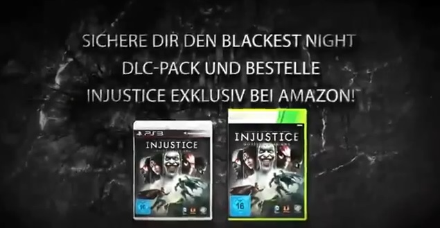 Blackest Night DLC is coming to the PS3 and Xbox 360 but may not be available on the Wii U