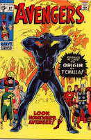 Avengers #87 cover
