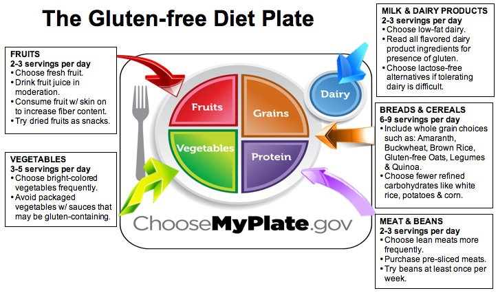 Image result for gluten free plate