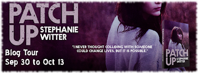 Blog Tour: Patch Up by Stephanie Witter