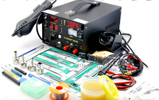 belajar servis elektronika