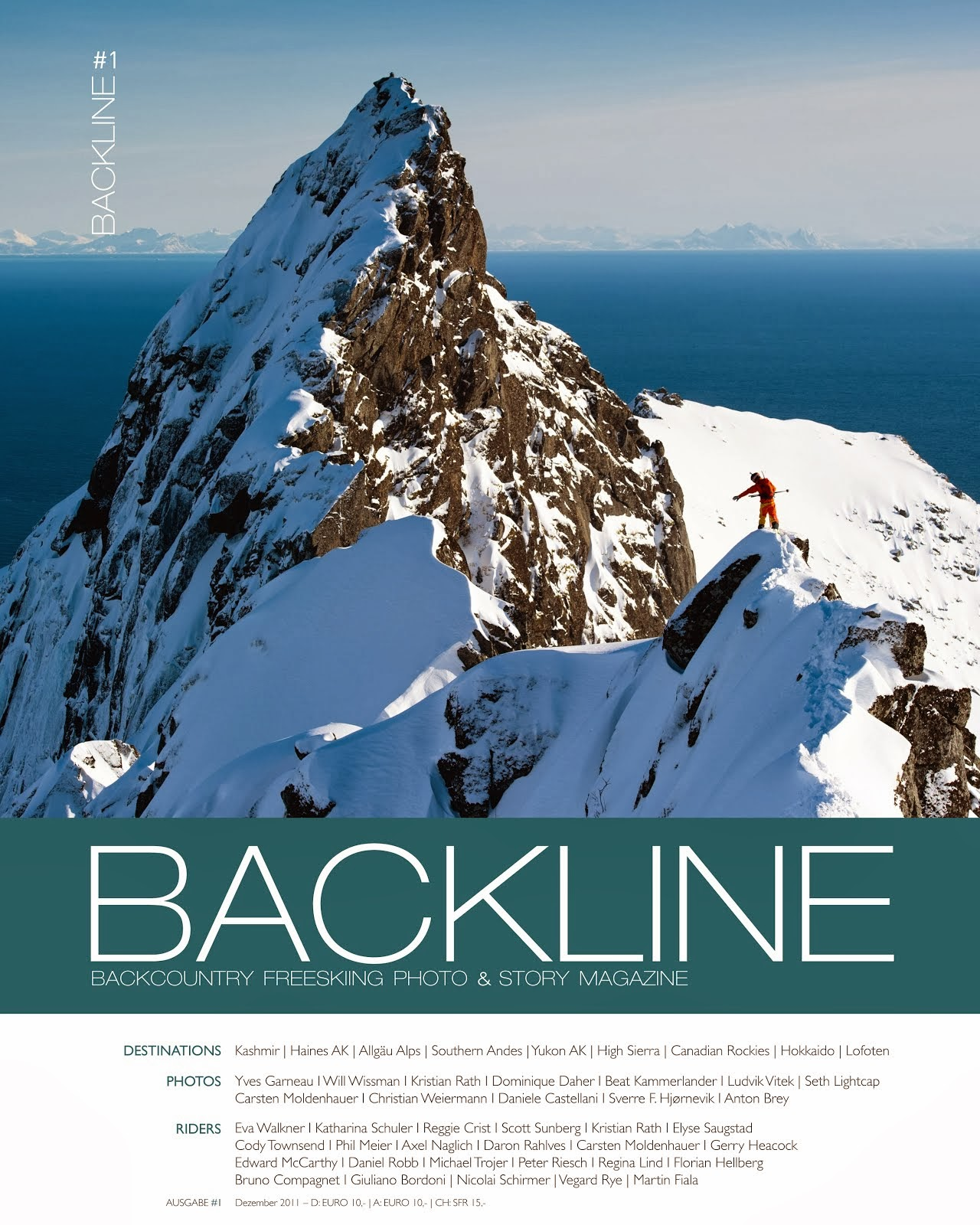 BACKLINE 2011 / 2012