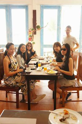 Julius Sebastian Breakfast in Microtel Inn & Suites Puerto Princesa, Palawan