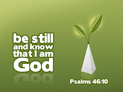 Psalm 46:10 Bible Quote