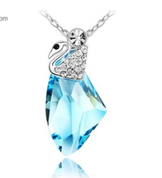 Valentine Gift for Her : Buy Pendant With Chain Dazzle scintillating necklace on Fashionandyou