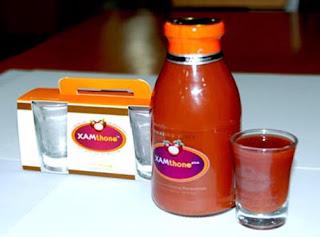 Obat Herbal Amandel