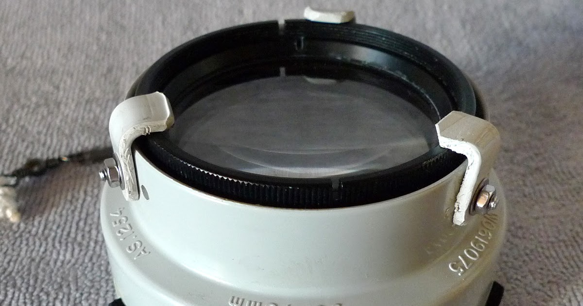 Macro Ring Stuck On Lens