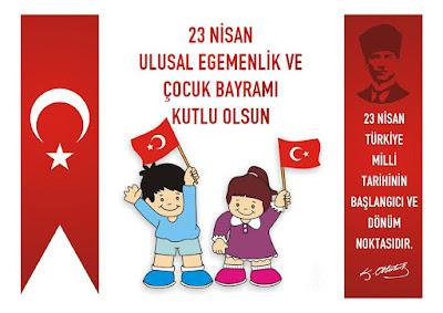 Ataturk-23-Nisan-Neden-Cocuklara-Armagan-Etti