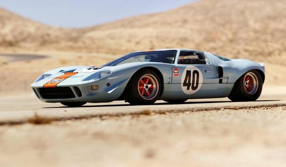 10+ Muhteşem Ford GT40 Masaüstü HD Resimleri