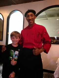 MasterChef Logan Guleff With Chef Monsieur  Memphis