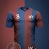 Designer cria modelos de camisas, chuteiras e bolas vintages para clubes - Itália 01