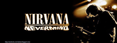 Couverture facebook timeline nirvana