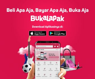 SHOP AT BUKALAPAK!