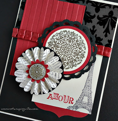 Artistic Etchings Stamp Set by Stampin' Up!