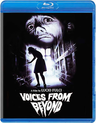 Voices From Beyond Blu-ray