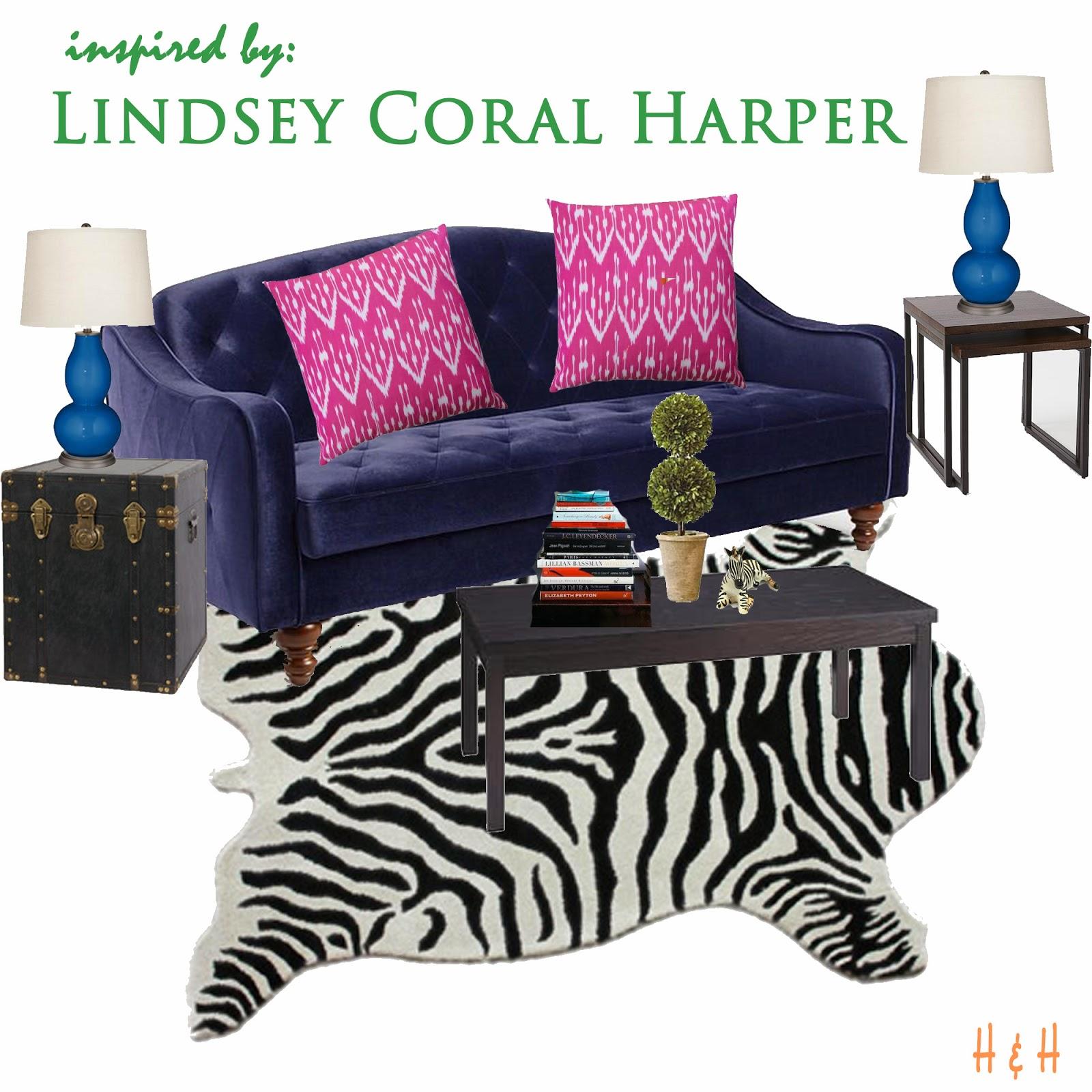 A Hammer & Heels: Lindsey Coral Harper