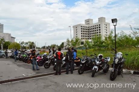 Mengikuti Kursus Marshall di Melaka Bahagian 2