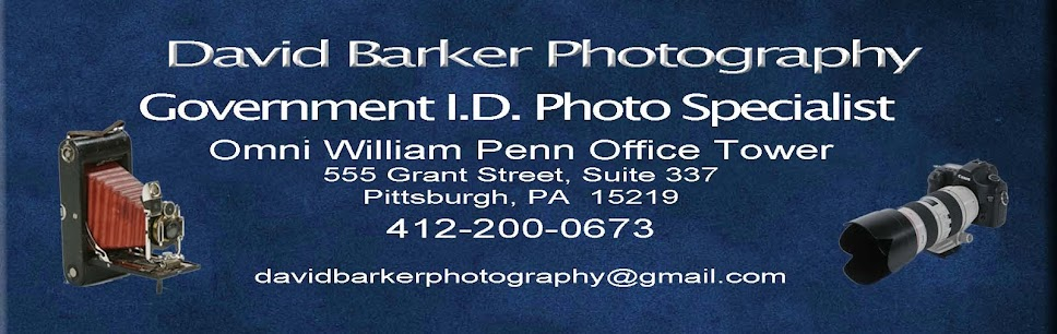 Pittsburgh Passport Photographer