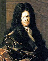 Gottfried Wilhelm von Leibniz (Germany 205)