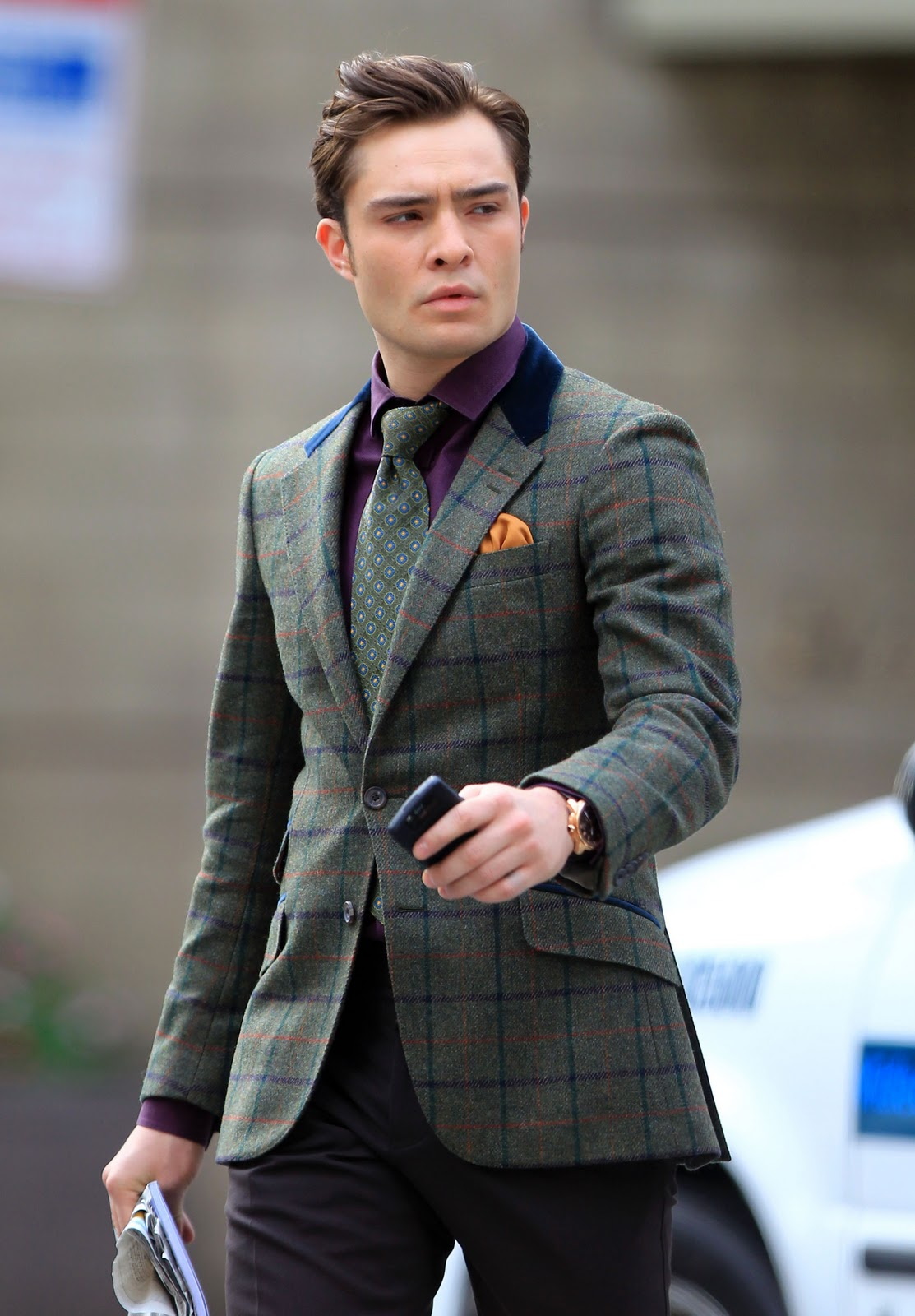 Top Graphic Of Chuck Bass Hairstyle Hope Wrigley Journal