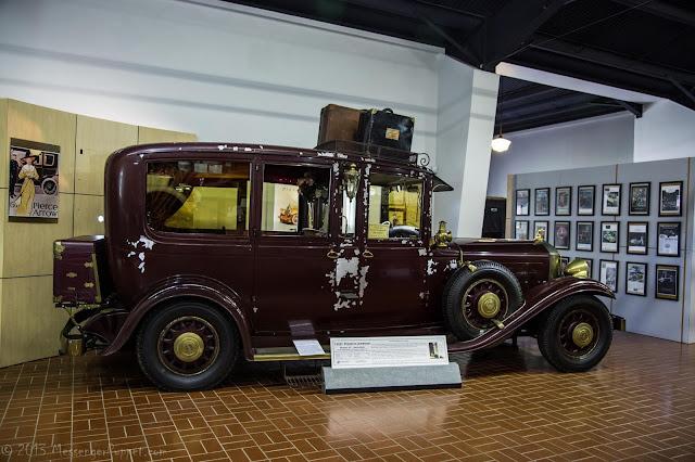 1931 Pierce Arrow Model 41 limousine