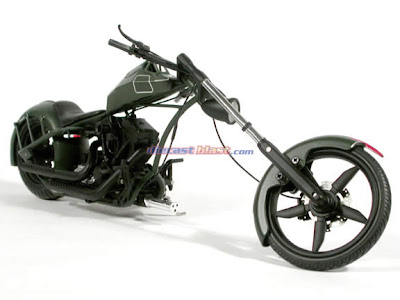 American Chopper Comanche Bike