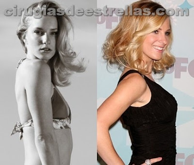 heather morris antes y despues