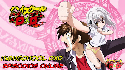 High School DxD Episodios Online