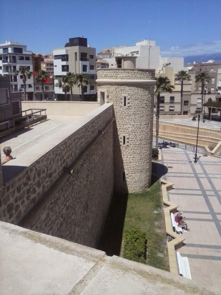 Castillo de Santa Ana  (Roquetas de Mar)