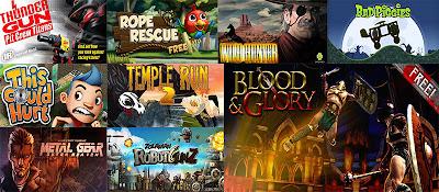 popular games working in zte blade
