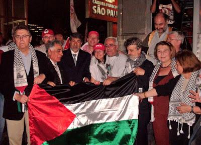 Ato histórico em São Paulo pelo Estado da Palestina Já - foto 63