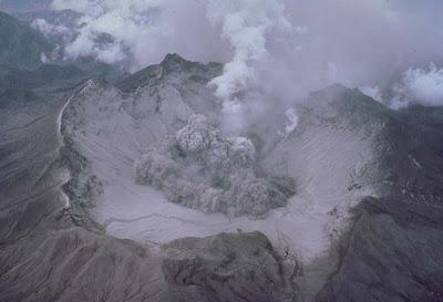 1991 eruption