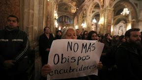 Allanan Conferencia Episcopal chilena por investigación de abusos de Maristas