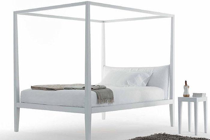 Top 7 des lit baldaquin t te de lit - Lit baldaquin contemporain ...