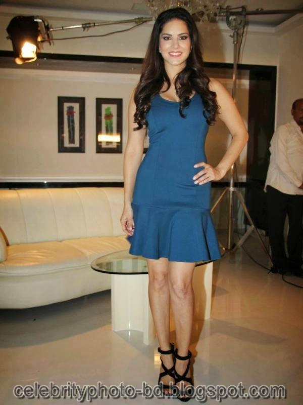 Sunny+Leone+Photos+in+Short+Dress+at+MTV+Webbed+In+Mumbai+Drama+Series+Shooting006