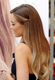 jak upiąć włosy na lato