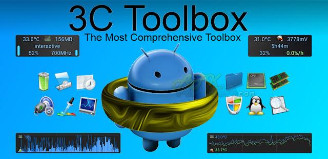 3C Toolbox Pro v1.6.9 Apk Miki