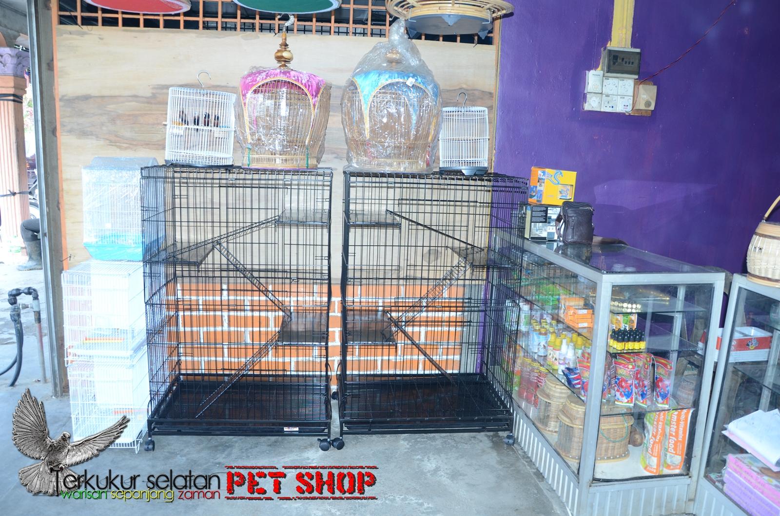 Member Mikat Terkukur Semenchu Terkukur Selatan Pet Shop