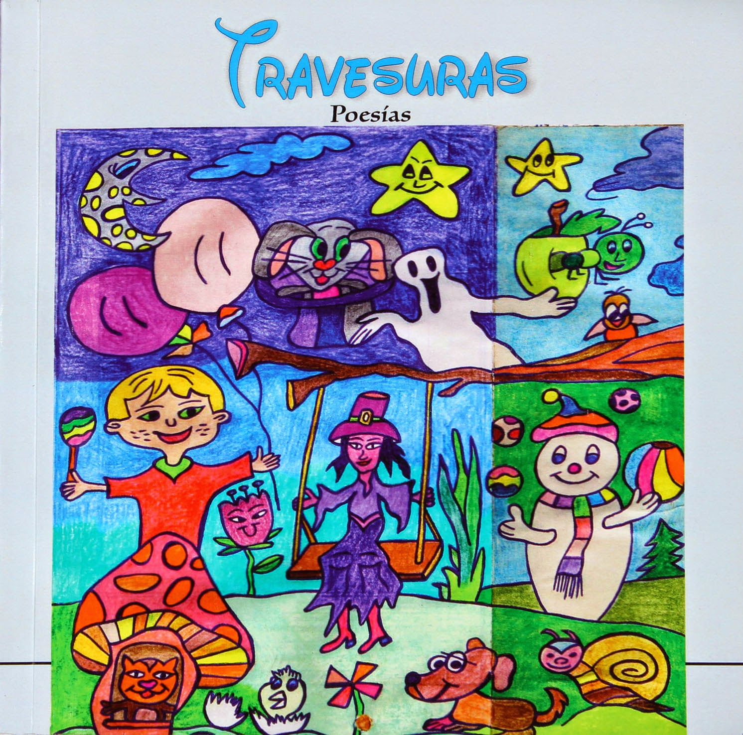 Libro Infantil Publicado: Travesuras