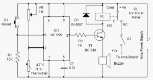 Power Amplifier Protector