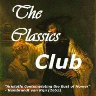 The Classics Club Spin list of books