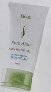 Bioglo Pure Aloe Skin Relief Gel