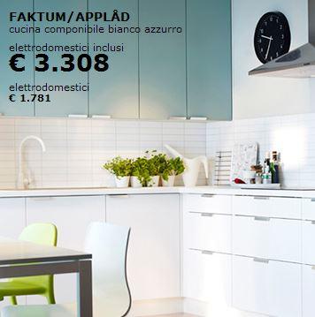 Stunning Ikea Cucine Componibili Faktum Gallery - Ideas & Design ...
