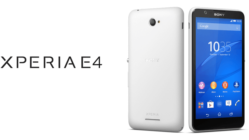 Sony Xperia E4 Ponsel Canggih Harga Murah