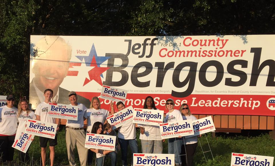 Bergosh for BCC Dist. 1