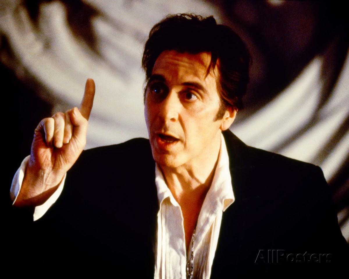 Al Pacino, Avocatul Diavolului, Devil's Advocate