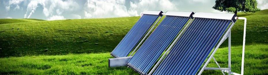 Cuida el medio ambiente, usa energía solar