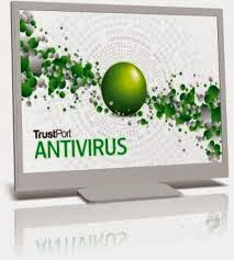 TrustPort Antivirus With Serial Keys Free Download