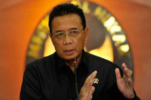 Menko Polhukam: Perintahkan Panglima TNI, Kapolri dan Kepala Basarnas Bantu Evakuasi Bencana Banjir Jakarta