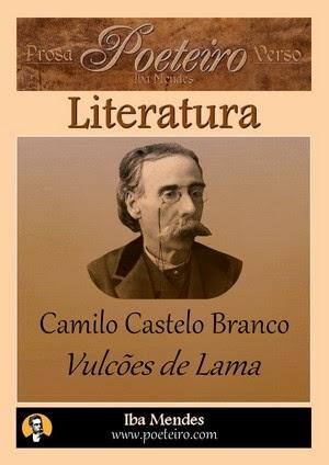 Vulcões de Lama, de Camilo Castelo Branco gratis em pdf